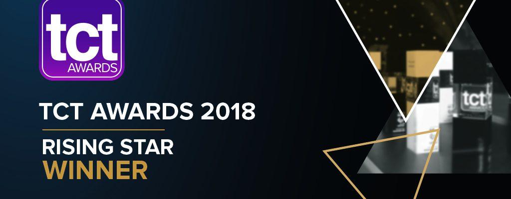 2018 TCT Rising Star Award
